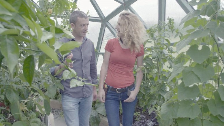 Vospro Kitty Scully on GROW COOK EAT with Michael Kelly