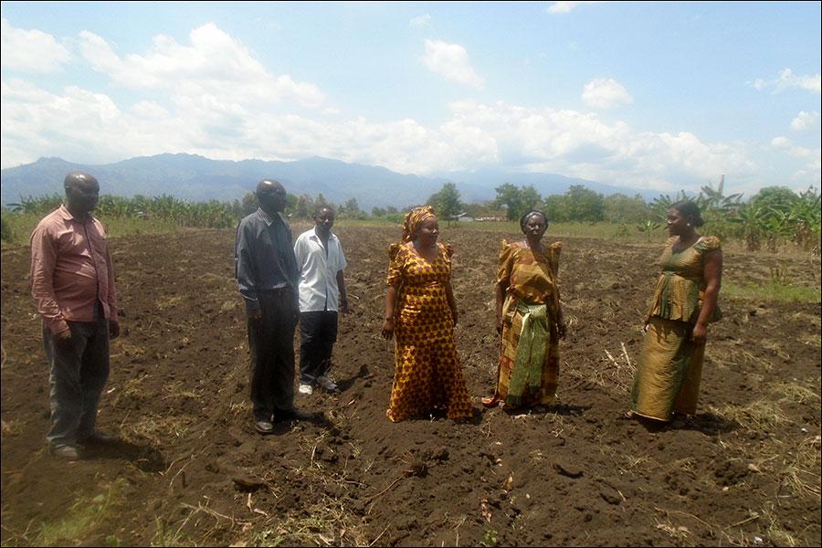 Land for community garden